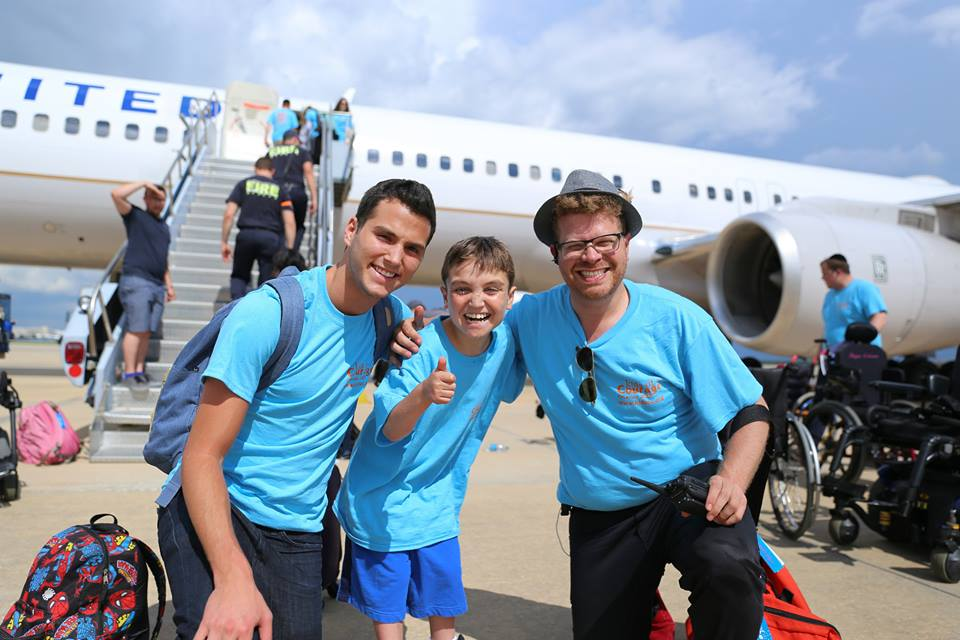 Adventure Trips with Kids of Courage