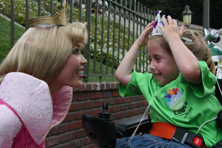 Celebrities and VIP Experiences with Kids of Courage